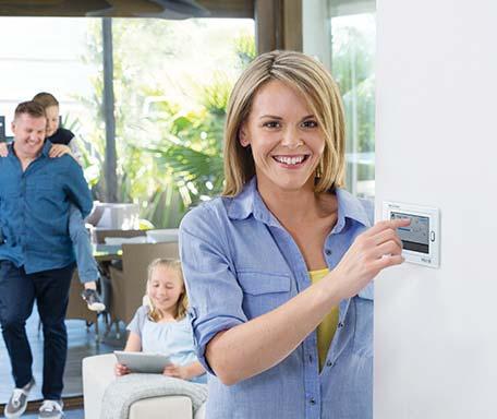 Evaporative Air Conditioning Family
